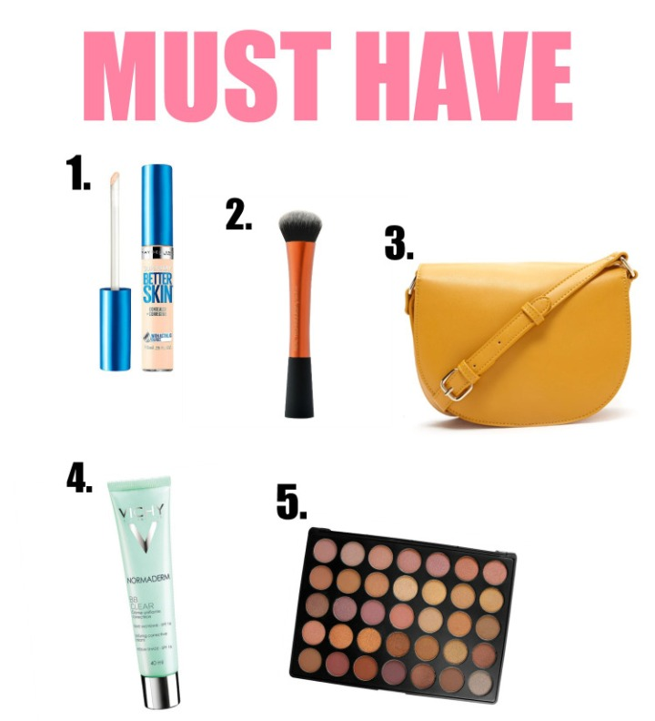 MUST HAVE: ABRIL