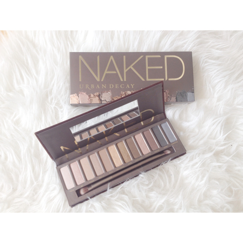 SORTEO NAKED ORIGINAL URBAN DECAY